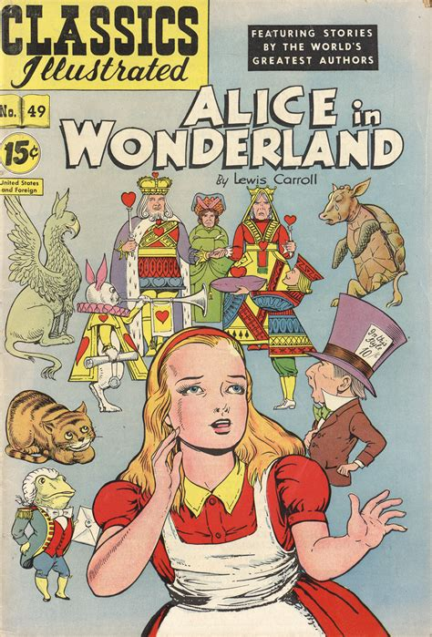 Thoroughly Modern Alice: Incarnations of Lewis Carroll's
